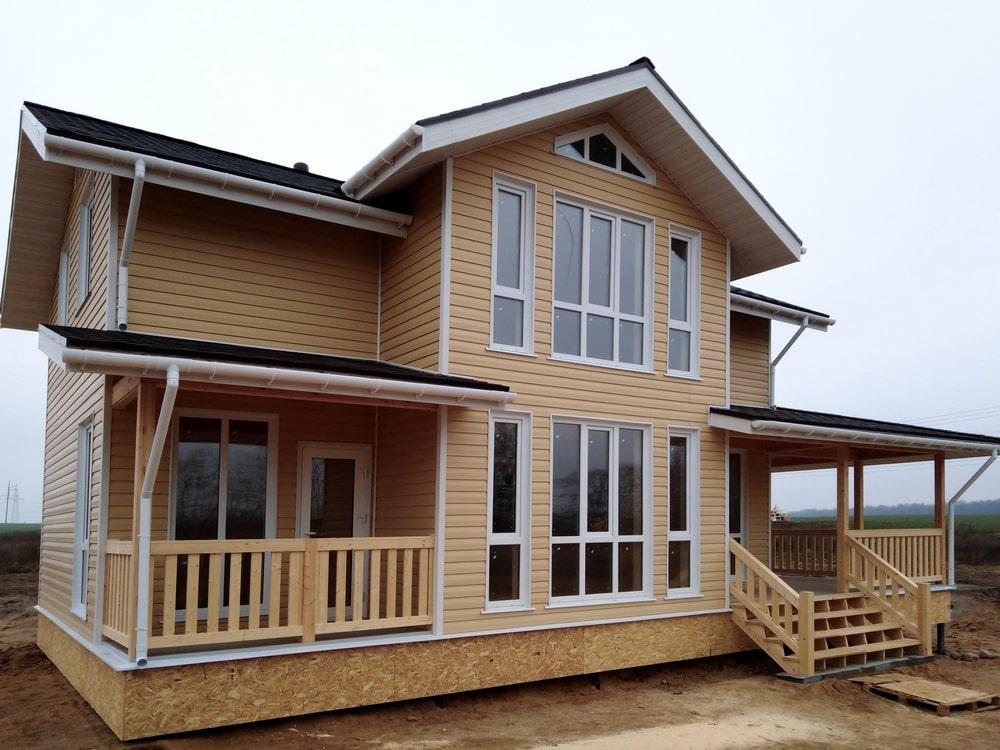 строительства каркасных домов Terem-Pro