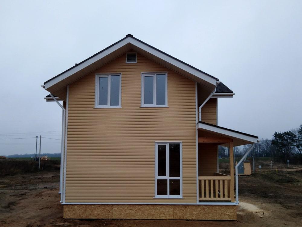 проекты дома из клееного бруса от Теремъ